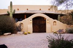 Spectacular Sante Fe Style Home in North Scottsdale For Sale!