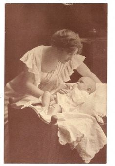 Early Photo Mother & Child @ Vintage Touch $5.00