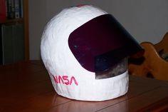 How to Make an Astronaut Helmet