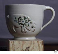 hauptsache keramik: Schön und weniger schön .....