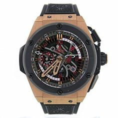 Hublot Big Bang King Power Miami Heat Chronograph swiss-automatic mens Watch (Certified Pre-owned)