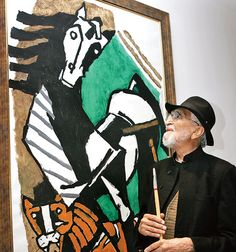 wishes Sir A very Happy Birthday who was regarded as the and well known as a Famoous He is the one who earned both fame and wrath for his painting. May his soul rest in Peace. Magical Paintings, Very Happy Birthday, National Championship, Acceptance, Finals, Tennis, Rest, Peace, Slim
