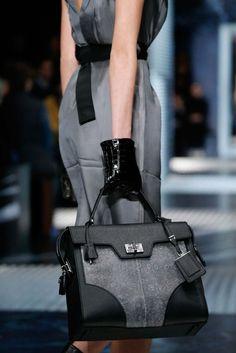 Prada Fall 2015 Menswear - Details - Gallery - Style.com  Diese und weitere Taschen auf www.designertaschen-shops.de entdecken