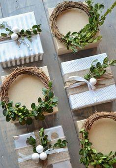 These amazing wreath decorations - CosmopolitanUK