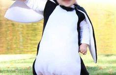 Un costume de pingouin