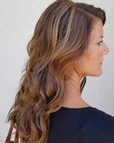 Golden Brown Balayage - 20 Best Golden Brown Hair Ideas to Choose From - The Trending Hairstyle Golden Brown Hair Dye, Grey Brown Hair, Brown Hair With Lowlights, Dark Chocolate Brown Hair, Chestnut Brown Hair, Brown Hair With Blonde Highlights, Brown Balayage, Brown Hair Colors, Blonde Balayage