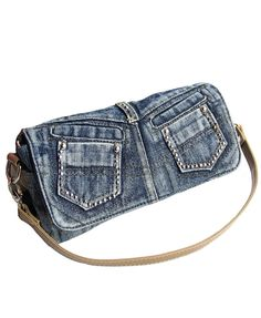 Denim Shoulder Bags