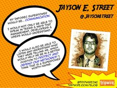 Jayson E. Street