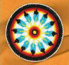 Lakota Music and Dance...Native American Beadwork