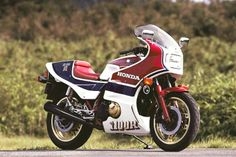 Honda CB1100R.Had this after my cb900fd.spent loads of money on it.the bike was 1250cc when i finished.and it went like a rocket in those days.