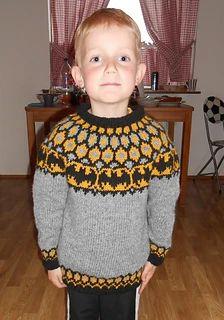 Ravelry: Batman peysa / Batman sweater pattern by Lilja Sigurðardóttir - Free pattern available in English . Knitting Patterns Free, Free Knitting, Baby Knitting, Free Pattern, Crochet Pattern, Crochet Hat For Women, Crochet Baby Hats, Crochet For Kids, Boys Sweaters