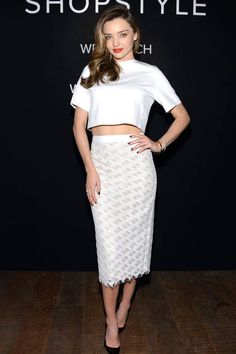Estilo: Miranda Kerr   Fashion by a little fish