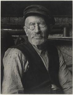 M. Pelletier, Gondeville, Charente; Paul Strand (American, 1890 - 1976); 1950…