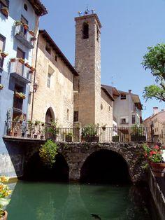 Peramola  Lleida  Catalonia