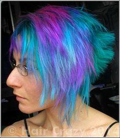 tigrazza -   - Alpine Green   - Atlantic Blue   - Flamingo Pink   - Turquoise   - Uv Pink   - Violet