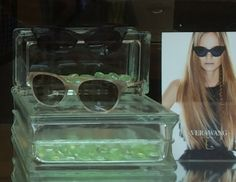 Flesh-colored frames are big right now, and Vera Wang does it right without being overly trendy. www.statestreeteye.com