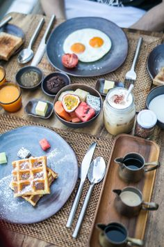 Mala Restaurant Das Hotel, Phuket, Waffles, Thailand, Breakfast, Food, Small Restaurants, Nice Breakfast, Vegan Dishes
