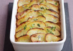 Pommes boulangères au Cooking Chef