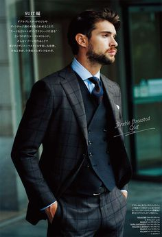 Sprezzatura-Eleganza | beyondfabric:   Beams AW15 Catalog  A perfect...