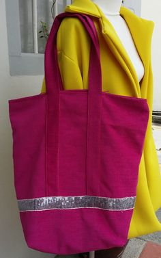 City Tote Bag with a