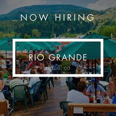 Rio Grande Mexican Restaurants have provided Coloradans with delicious food and their employees with a wholesome place to work for 30 years and counting. The Frisco location is now hiring for a salaried Kitchen Professional who is a positive leader and ready to take the next step in their hospitality career. Apply now at http://sirv.ooo/riogrande-frisco (link in bio)⠀