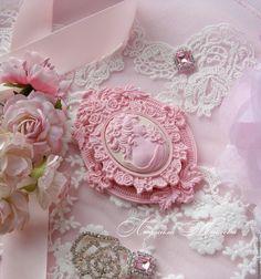 Купить Камеи в рамках полимерная глина шебби - материалы для творчества, материалы для украшений, материалы для рукоделия