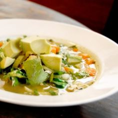 Loaded Chicken Vegetable Soup and more paleo chicken soup recipes on MyNaturalFamily.com #paleo #chicken #recipe