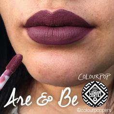 colourpop are & be