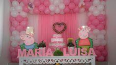 Festinha de 3 aninhos da Maria Luisa!