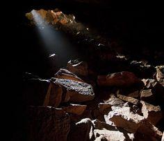 Lava Cave. Flagstaff, AZ