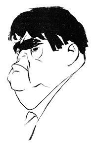 John Lewis - Dibujo de Málaga Grenet