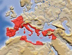 Roman empire - good maps