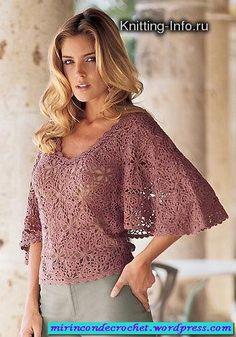 Mucha elaboración…. pero un resultado que vale la pena!!!!! | Mi Rincon de Crochet