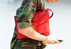 red   army. tommy ton / style.com