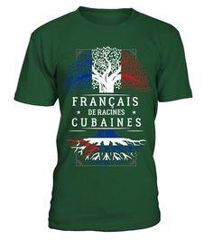 T shirt  T-shirt Racines Cubaines  fashion trend 2018 #tshirt, #tshirtfashion, #fashion