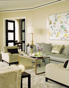 House Beautiful Living Rooms - The Decorologist