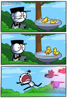 Hilarious Comics By Loading Artist That Will Make Your Day Need something to get through this long Monday at work? These illustrations by Loading Artist are just perfect for you! 9gag Funny, Stupid Funny Memes, Haha Funny, Hilarious, Funniest Jokes, Funny Stuff, Funny Cute, Really Funny, Funny Images