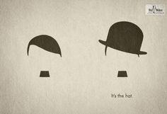 Hut Weber : Hitler vs. Chaplin