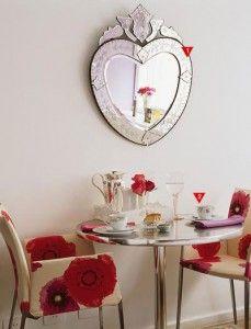 Decoração // Cozinha // Mesa de Refeições // Romântica // Caprichosa // Fofa // ♥
