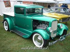 The Alexander Brothers' 1931 Ford Model A Pickup - The Grasshopper