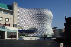 Selfridges Building in England