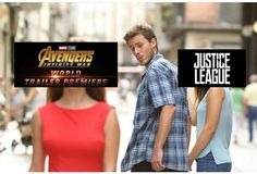 I would have a minute long marvel trailer over a full length dc movie any day (unless it's Wonder Woman I guess)