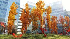 Ma la #bellezza? #autunno al #VodafoneVillage #autumn #Vodafone #colors  #Milano #becauseMilan #photooftheday #instagallery #followme #picoftheday #bestoftheday #beautiful #instapicture #picaday #volgomilano #volgolombardia #ig_lombardia #iloveMilano #milanodavedere #milanocityofficial #love #urban #city #nature  #trees by robertobenatello
