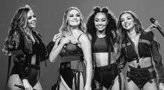 Little Mix Ariana Grande Dangerous Woman Tour