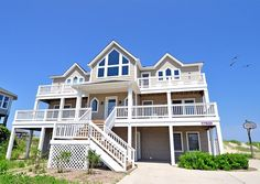 Twiddy Outer Banks Vacation Home - Triple Play - Corolla - Oceanfront - 7 Bedrooms