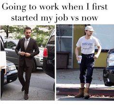 Morning. This exactly summarizes my work fashion style . . #funny #fumnyshit #fumnymemes #fumny #memes #meme #love #lol #fun #instagood #haha #like4like #followme #me #likeforlike #humor #follow #cute #comedy #good #funnymeme #day #videos #relationships #recentforrecent #movie #memesdaily #lmao #justfo #jokes