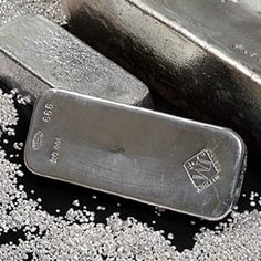 Buy Silver Online | Buy 100 oz New Johnson Matthey .999 Fine Silver Bars | APMEX.com
