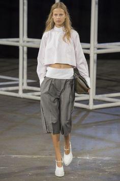 Sfilata Alexander Wang New York - Collezioni Primavera Estate 2014 - Vogue