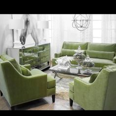 Leave out the horses and this is perfect!!!!  Love the ZGallerie furniture.