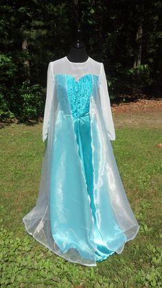 Princess Dress Adult Woman Teen Cosplay by TulleandTaffeta on Etsy